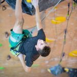 Hugo Hornshaw talks Olympics, Australia and youth climbing