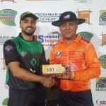 Abdullah Ghazi: The life of a domestic cricketer in the UAE